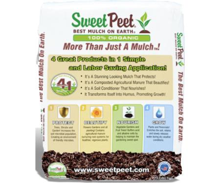 Sweet Peet Best Mulch On Earth S92 Spm201