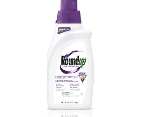 Roundup Weed And Grass Killer Super Concentrate 35 2 Oz C45 5100710