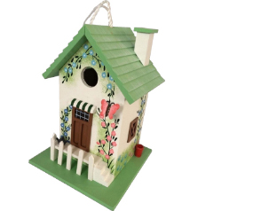 BIRDHOUSE BUTTERFLY COTTAGE