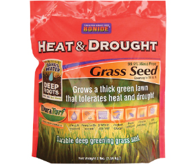 GRASS SEED HEAT/DROUGHT 3LB