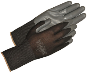 GLOVE NITRILE TOUGH LARGE